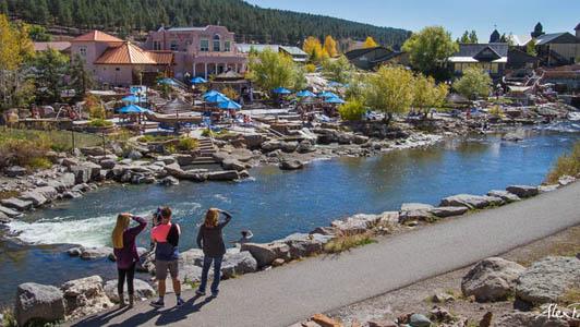 Pagosa Springs CO River Walk