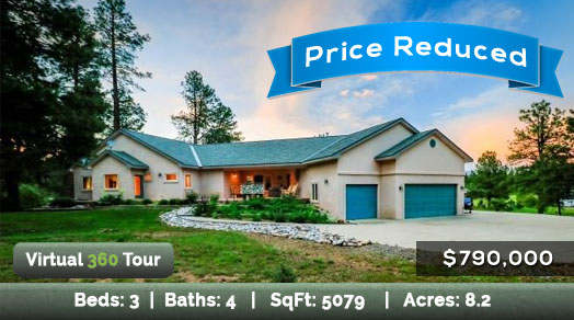 Featured Pagosa Springs Real Estate
